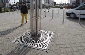 ollerton m3 stainless steel tree grille