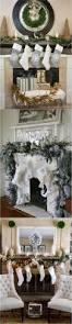 1041 best christmas mantels images on pinterest christmas