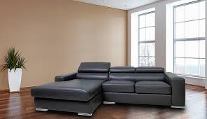 canap m ridienne cuir casa design canapé cittadino cuir avec méridienne