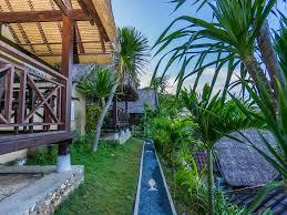 song lambung beach huts holiday houses lembongan