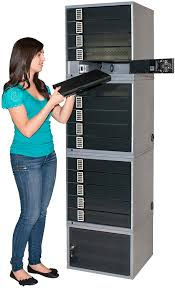 Mobile Phone Storage Cabinet Multiple Device Charging Station Fuyl Cell Charging Locker