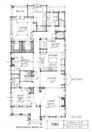 Narrow Lot House Plans With Rear Garage House Plan On The Drawing Board Archives Page 9 Of 23
