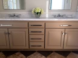 Restoration Hardware Bathroom Furniture by My Up Dated Master Bath The Wry Home
