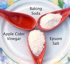 uses of baking soda in the garden household pinterest epsom