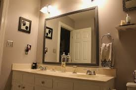 stick on bathroom mirrors stick on frames for bathroom mirrors chesalka