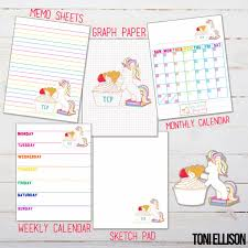 your own planner toni ellison agenda planner stationery diy how to make your
