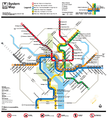 Washington Dca Airport Map by Transportation Services Available To Annandale Va