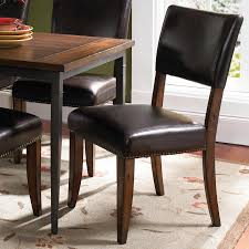 hillsdale cameron dining table hillsdale cameron parson dining side chair olinde s furniture