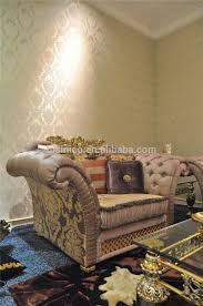 Chaise Sofa Lounge by Newest Design Chaise Sofa Lounge Set Crown Shape Wood Carving Sofa
