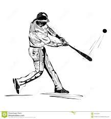 baseball player stock vector image of cartoons icon 41805094