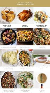thanksgiving stunning traditional thanksgiving food list a list