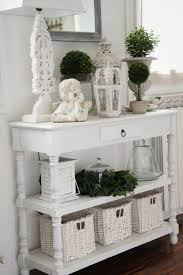 Home Decor Shabby Chic Style Best 25 Shabby Chic Console Table Ideas On Pinterest Pottery