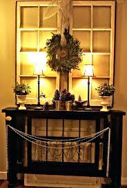 entryway tables foyer table decor decorating ideas for christmas