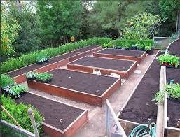 layout kitchen garden hardscaping 101 edible gardens edible garden layout design and
