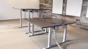 bureau ectrique comment choisir un bureau électrique posture assise au travail