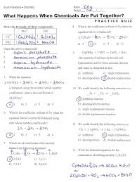 Worksheet 5 Double Replacement Reactions Gen Chem Page