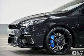ford focus 2015 rs ford focus rs 2015 14 december 2015 autogespot