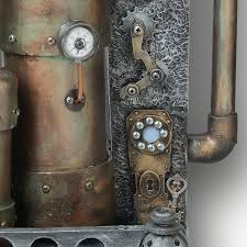 steampunk wall images of photo albums steampunk wall art home