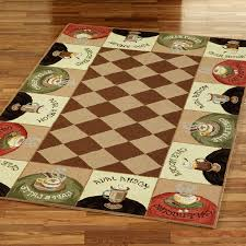 kitchen adorable non skid kitchen runners kitchen rugs for