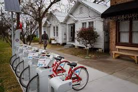 houston project row houses houston u0027s bike sharing system to roughly triple in size houston