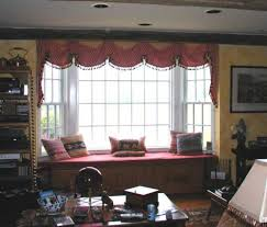 Window Treatment For Bow Window Window Treatments Window Dressing For Bay Windows Window Dressing