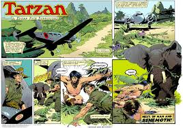 Free Comic Sample Edgar Rice Burroughs