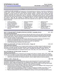 resume template administrative manager job specifications ri resume profile account manager therpgmovie
