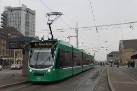 Basel Bad Bf Basel Straßenbahn