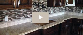 Kitchen Countertops Without Backsplash Backsplash Value And Benefits Fox Granite Countertops