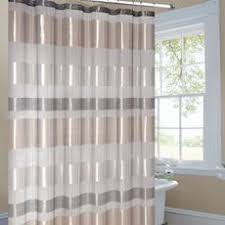 Grey Shower Curtains Fabric Infinity Fabric Shower Curtain Bathroom Pinterest Hollywood