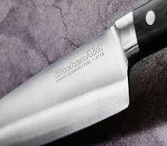kitchen aid knives 7pc professional series cutlery set kkfma07ca kitchenaid