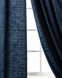 Braided Velvet Curtain Dian Austin Bedding Curtains U0026 Pillows At Neiman Marcus Horchow