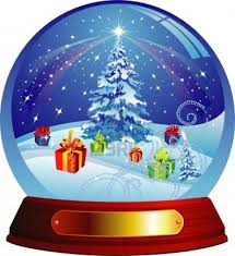 winter clipart snow globe pencil and in color winter clipart