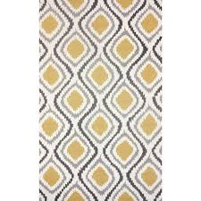 Area Rug Size by Nuloom Matthieu Sunflower 6 Ft X 9 Ft Area Rug Hjuzb45c 609