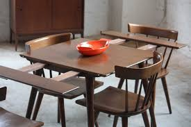 mid century expandable dining table fascinating mid century modern expandable dining table inspirations