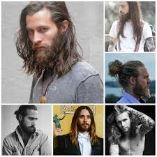 long hair men u0027s hairstyles and haircuts for 2017
