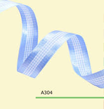 blue gingham ribbon buy blue gingham ribbon and get free shipping on aliexpress