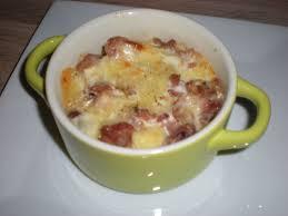 cuisiner des andouillettes cassolette d andouillette au maroilles les recettes de nancy