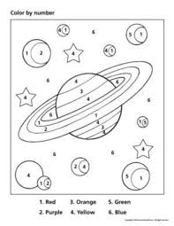 preschool space theme printables activity planning