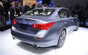 new york 2013 2014 infiniti q50 starts at 37 355