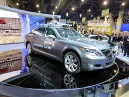 lexus ls las vegas toyota self driving car consumer electronics show ces u2026 flickr