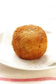 cuisine sicilienne arancini arancini au ragoût de canard arancine con cuore nordico un