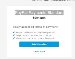 setting up a paypal business account u2013 pinnaclecart help desk