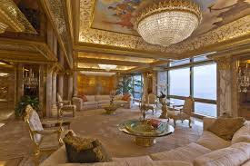Donald Trump Houses Inside Donald Trump U0027s 100 Million Penthouse Donald Trump Home 6