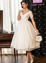 tea length wedding dresses with sleeves uk high cut wedding dresses