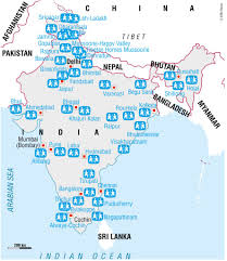 Bhopal India Map by India Sos Children U0027s Villages United Kingdom