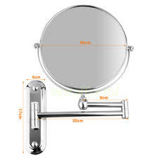 Bathroom Magnifying Mirror by Bathroom Makeup Mirror Ebay
