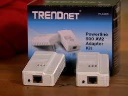 Tpl 406e2k The Trendnet Powerline 500 Av2 Is An Easy Powerline Recommendation