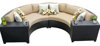 Circle Patio Furniture by Circle Wicker Patio Furniture Outdoor Wicker Patio Furniture Round