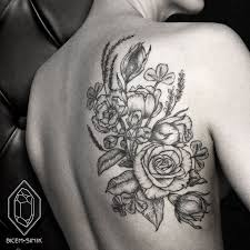 best 25 rose back tattoos ideas on pinterest woman tattoos arm